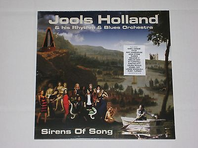 JOOLS HOLLAND & HIS RHYTHM & BLUES ORCH  Sirens Of Song 180g LP NEW SEALED
