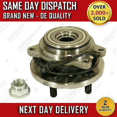 Land Rover Discovery 2.5 Td5,4.0 V8 Front Wheel Bearing+Hub/abs Sensor