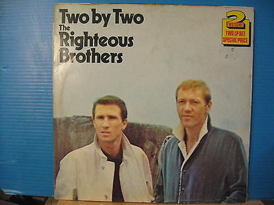 The Righteous Brothers - Two by Two - g/fold  + FREE UK POST