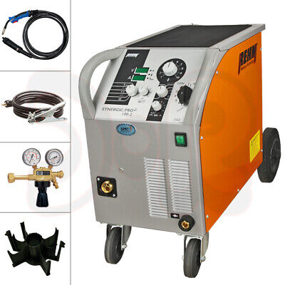 Rehm synergic.pro ² 190-2 in Set 1 MIG MAG Machine Welding Technology