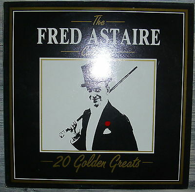 LP Fred Astaire 20golden Hits NEAR MINT,Dejavu DV LP 2022