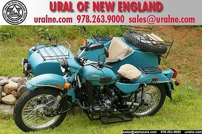Ural : Adventure Patrol LE 2WD Motorcycle Limited Edition! Adventure Package! Hand Shifter! Financing & Trades!