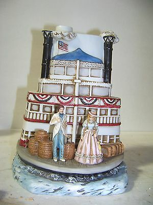 Jim Beam IAJBBSC 1985 Belle Of Louisville Riverboat Convention Decanter