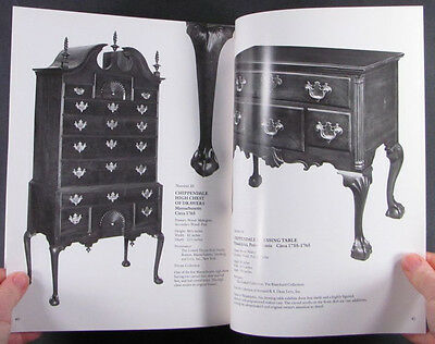 American Colonial Dressing Tables and Tall Chests : 1992 Levy Gallery Catalog