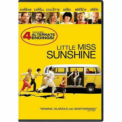 Little Miss Sunshine (DVD, 2009, Spa Cash) 1 DAY HANDLING OR SHIPPING'S FREE!