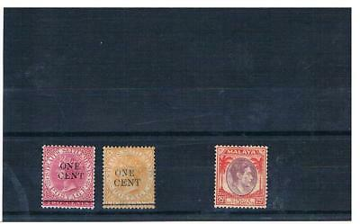 GB Commonwealth Stamps - Various sets Mint & used