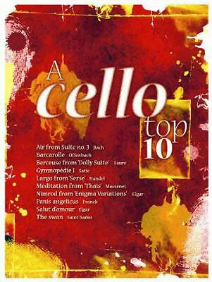 A Cello Top 10 - Kevin Mayhew - 3612154