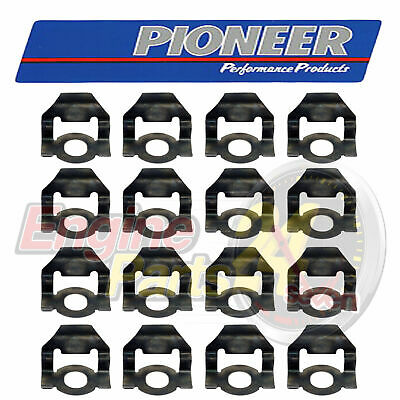Ford 302 351 Cleveland Rocker Arm Oil Deflector Set Of 16 Pioneer