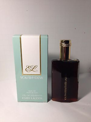 Youth Dew by Estee Lauder for Women Bath Oil 2oz/60ml
