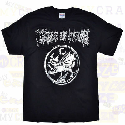 CRADLE OF FILTH Heavy Metal Black  T-Shirt
