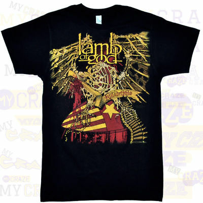 LAMB OF GOD Killadelphia Black Hot Topic T-Shirt