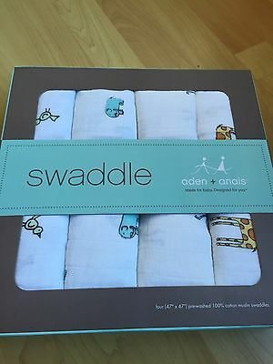 aden and anais swaddle blanket