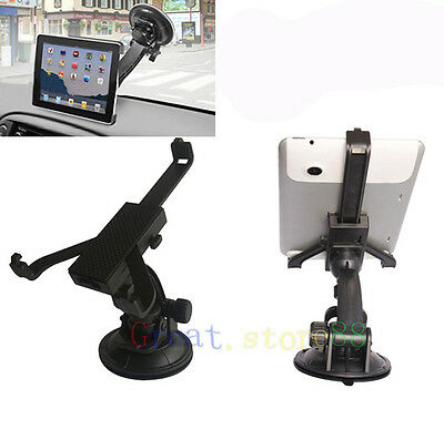 """IN Car Suction Windscreen Cradle Mount Holder For PC Tablet 9.7"""" 10"""" 10.1"""" 4th"""