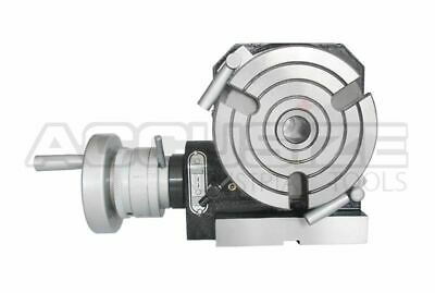 4'' Horizontal/Vertical Precision Rotary Table, #5817-4004