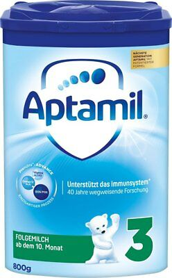APTAMIL -  Pronutra 3 - Milk from the 10. month - 800 gr - German Production