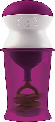 Beaba Onctuo Gipsy Lump Free Baby Food Blender - Gipsy/Purple - Brand New