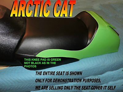 Arctic Cat ZR500 ZR600 ZR800 ZR900 2001-03 New seat cover with knee pads 837A