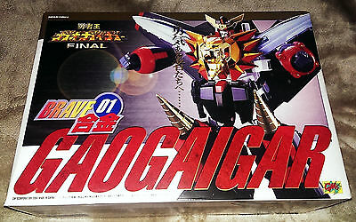 CM's Corp 01 GaoGaiGar Transforming Robot MISB in the USA