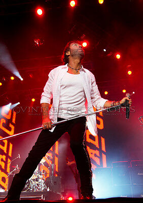 Paul Rodgers Bad Company Photo 8x12 or 8x10 inch 2010 Manchester UK Pro Print s7