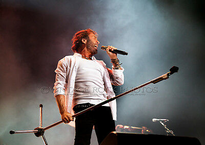 Paul Rodgers Bad Company Photo 8x12 or 8x10 in 2010 Manchester UK Pro Print s99