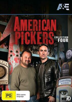 American Pickers : Collection 4 (DVD, 2013, 2-Disc Set)