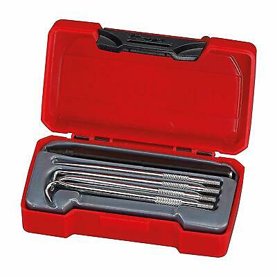 Teng Tools 4 Pce Hook And Pick Tool Set Case O Rings Switches