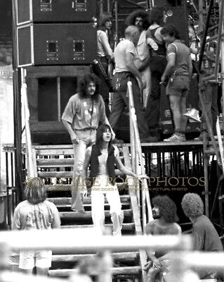 Journey Photo Steve Perry 8x10 in 1978 World Series Rock Cleveland OH Concert 12