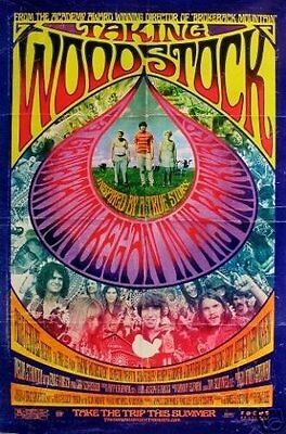 Taking Woodstock Advance Promotional Movie Poster