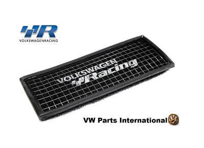 VW Racing Scirocco MK3 TFSI TSI R High Flow Panel Air Filter Worldwide Shipping