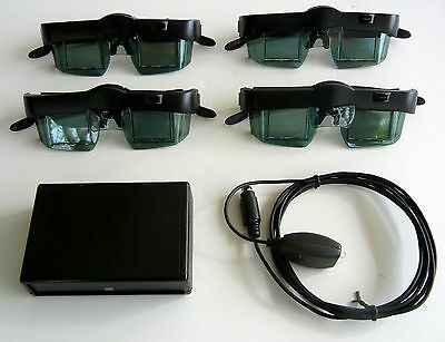DLP to Infrared Converter-use your DLP Link glasses and our Bulletproof glasses