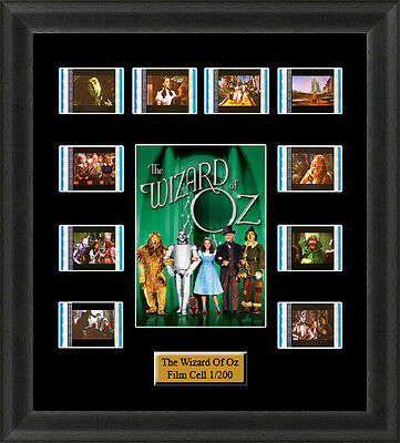 The Wizard Of Oz (1939) Film Cells FilmCells Movie Cell Presentation
