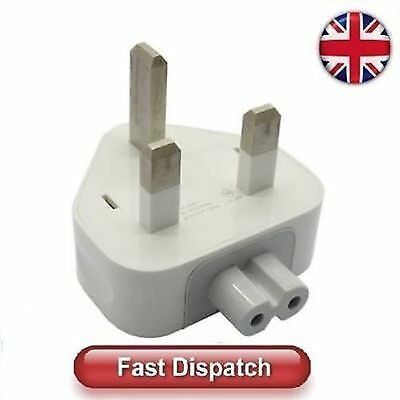 Genuine Wall AC UK Plug Charger Power Adapter for Apple iPad, MacBook, MagSafe