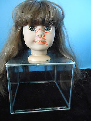 PLEASANT COMPANY/ AMERICAN GIRL MOLLY HEAD ONLY TLC
