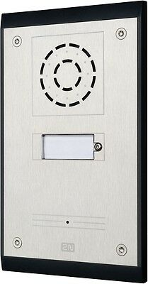 2N Helios IP Uni - Single Button SIP/IP Door Entry system - IP PBX/ Hosted