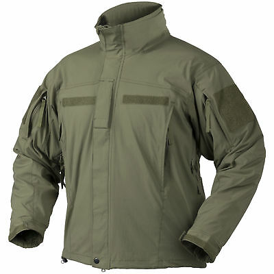 Helikon Tex Army ECWCS Level 5 Ver.2 Soft Shell Jacket Jacke Cold Weather  Olive