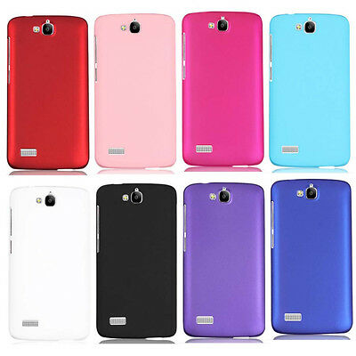 For Huawei Honor Holly Matte Rubberized Snap On hard case cover