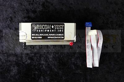 Agilent HP Keysight 8496H Programmable Step Attenuator, DC to 18 GHz, 0 to 110dB