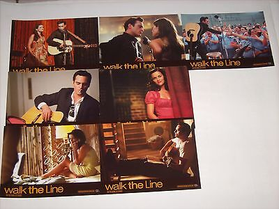 WALK THE LINE - Joaquin Phoenix- Reese Witherspoon