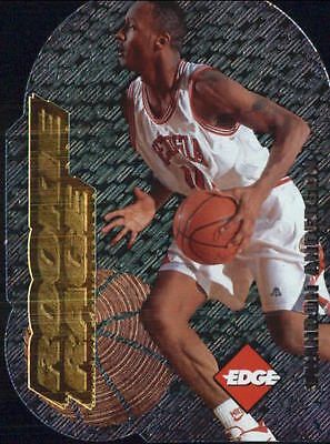 1996 Collector's Edge Die Cuts #37 Shandon Anderson