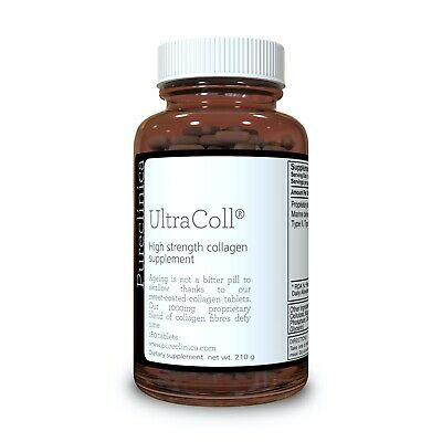 ULTRACOLL -  ANTI-AGEING MARINE COLLAGEN x 180 Tablets - 3 months supply!