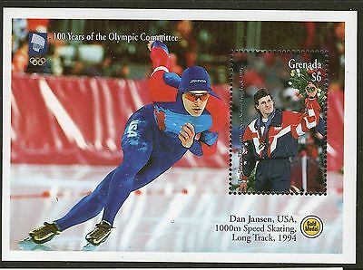 Grenada 1994 Cent International Olympic Committee Ms