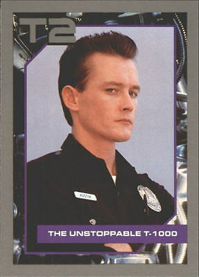 1991 Terminator II #10 The Unstoppable T-1000