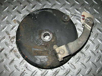1979 Can Am Mx 5 370 Front Brake Plate Vintage Motocross Ahrma Freeshipus+Can