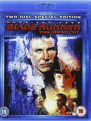 Blu-Ray  Blade Runner ( 2 Disc Special Edition )    Brand New Sealed Uk Stock