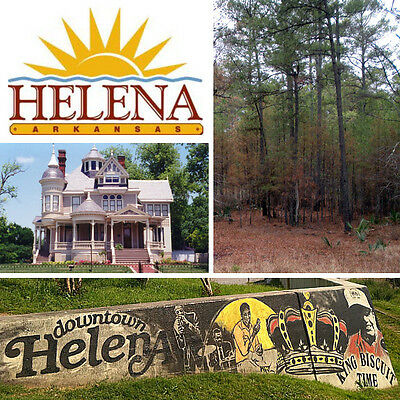 HELENA, AR @ONLY $50 P/MONTH-IN DEMAND LOTS! MIDLAND HEIGHTS! 3 ADJ. LOTS!