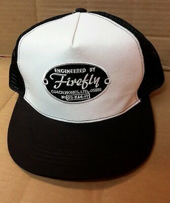 Firefly/Serenity  Licensed Engineered by Firefly Cap Adult Size