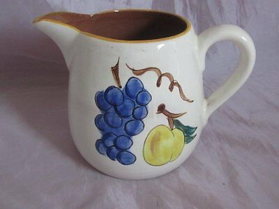 Stangl Pottery One Quart Fruit Pitcher