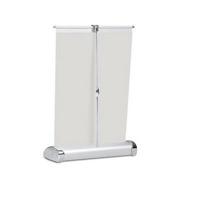 """Mini Table Top Banner Stand 8.3"""" x 12""""  pop Up Display diy kit"""