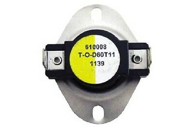 Supco L175 SPST Limit Control Thermostat Snap Disc L175-20F **Free Shipping**