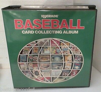 Lot Of 292 Topps Baseball Cards In Binder - 1958 To 1980, Ungraded, Estate Find
